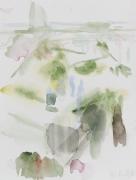 Uckermark, 2018, 24 x 18 cm, Aquarell