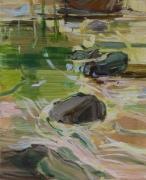 Reihe Am Fluss, Stromschnelle